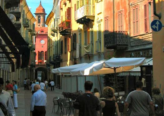 Alba Italy - a lovely lovely town