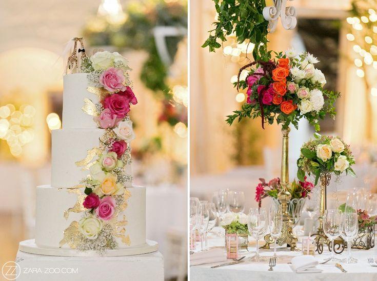 Nooitgedacht Wedding - Stellenbosch Wine Farm, wedding cake