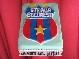 Tort tematic - Steaua Bucuresti