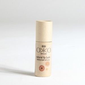 Okko Skincare - Natural Lip Balm Blackcurrant & Honey