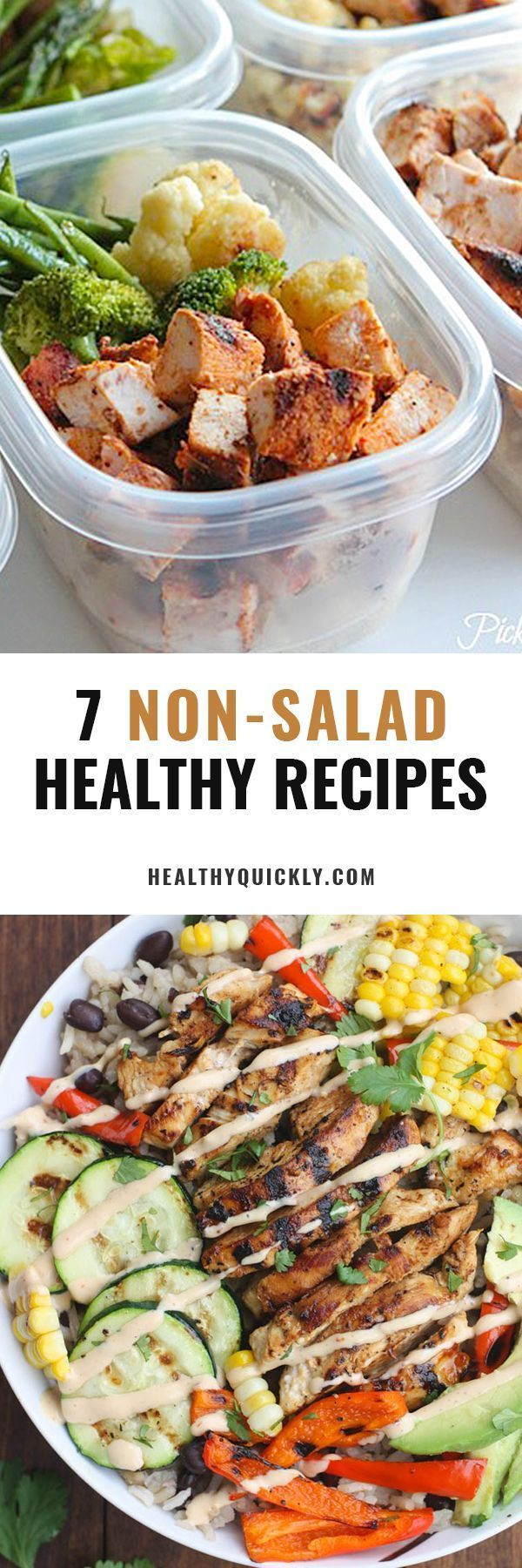 If you understand how important is to eat healthy but you hate salads... These recipes are for you. Perfect for lunch, dinner and even breakfast. On a budget and quite easy to make. These meals are great for a weightloss and to keep your body light if you