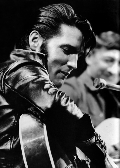 The 1968 Comeback Special was the last time Elvis and Scotty Moore performed together and the last time Scotty would see Elvis.