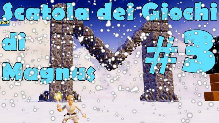 Disney Infinity 3.0 Gameplay ITA Walkthrough #3 - Scatola dei Giochi di ...