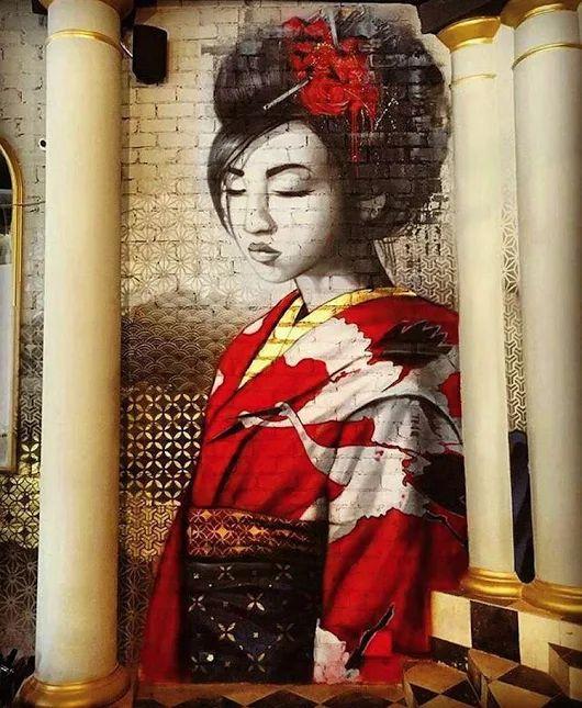 Street Art by Doxa Art Group