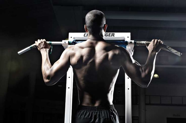 MHFit Test: Overhand Pull-Up