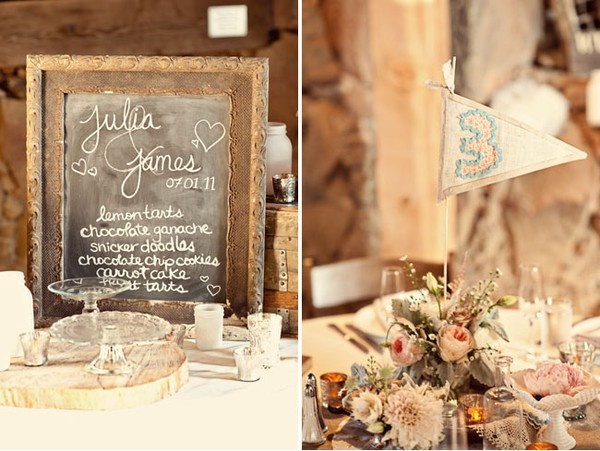Vintage Outdoor wedding & decor