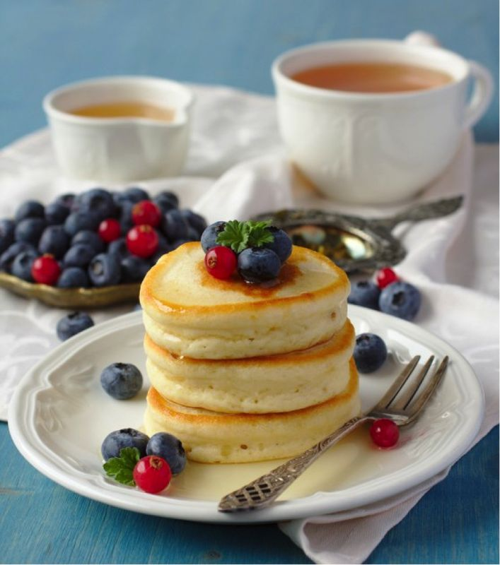 Try this quick, easy pancake recipe. It will be a great breakfast and a perfect snack for your kids.