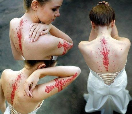 Best 25 red ink tattoos ideas on pinterest red tattoos for Tattoos and giving blood