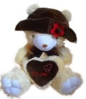Bear Hat Jumbo  Price $50  Order pin 20FBB7CF