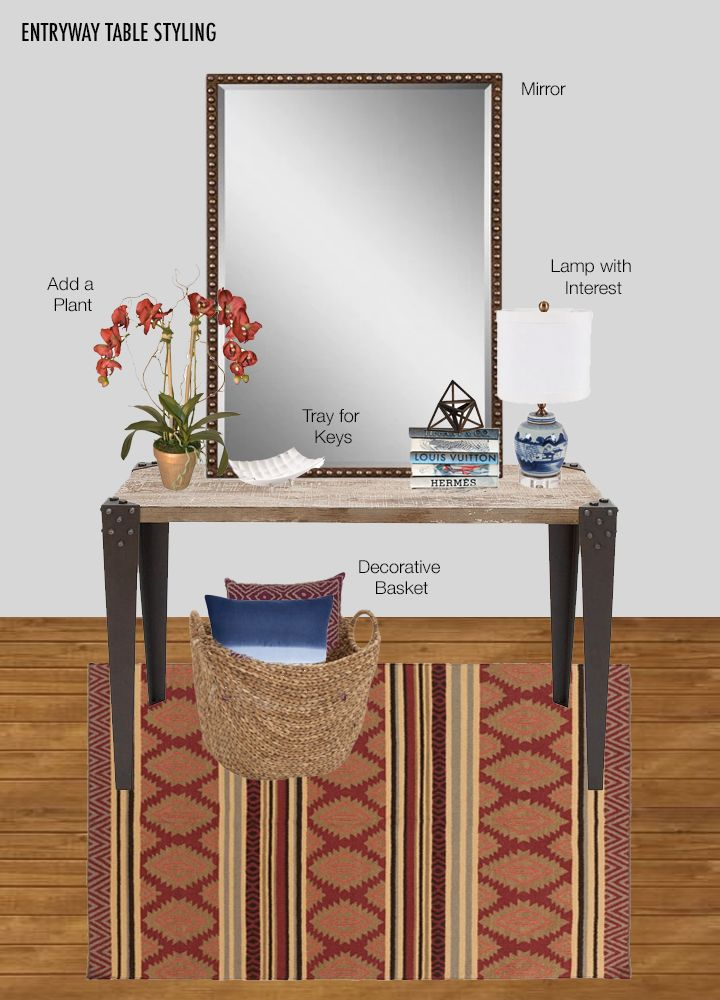 Entryways are challenging. If you are fortunate enough to have the space to put an entryway table, to help better define the space, then that can present an entirely new challenge when it comes to …