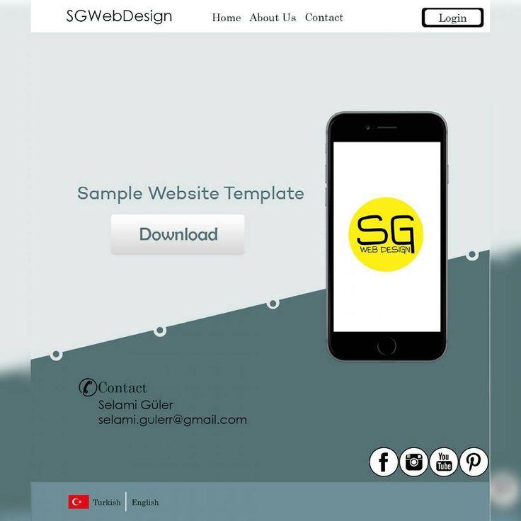Responsive tasarımlar. .. . . . . #web #webdesign #design #responsive #html #css #html5 #css3 #sgwebdesign #color #websitedesign #webdeveloper @sgwebdesign #pictures #mobil #responsive #mobildesign #javascript #instagram #istagrammood #js #ajax #jquery #like #follow
