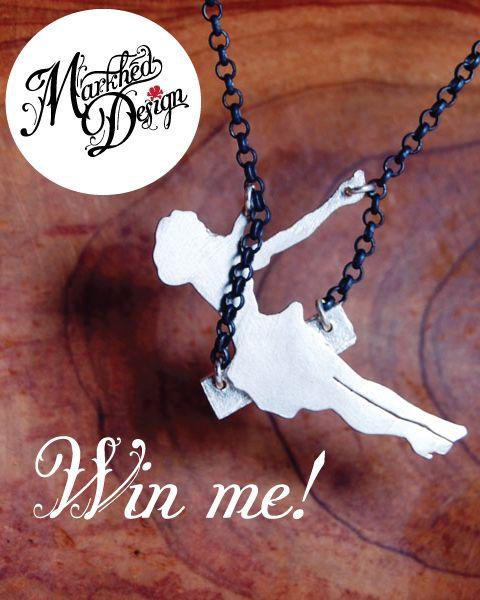 Markhed Design giveaway necklace @markhed