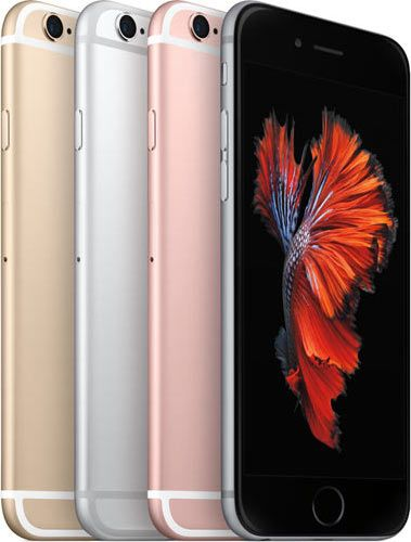 Apple Announces iPhone 6s & iPhone 6s Plus with 3D Touch: 12-megapixel Live Photos of a Moment in Motion, 4K Video and Bright Selfies in Low Light; Optical Image Stabilization for Video on iPhone 6s Plus