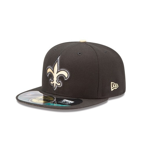 New Orleans #Saints 2012 New Era® 59FIFTY® Sideline Hat. Click to order! - $34.99