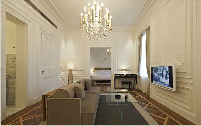 Bem Arranjado: A elegância do The House Hotel Galatasary em Istambul