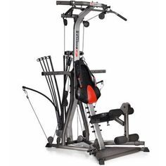 Do Leg Exercises on Bowflex Extreme 2 SE