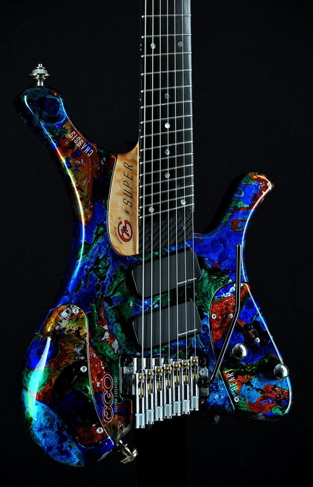 Dylan Fürr 15 hrs ·    Comfortable, Lightweight, Unique Body Shape — with DFB, Marconi Lab, Seymour Duncan, EGOguitar Marconi LAB, Jim Dunlop Guitar Products and Seymour Duncan Español in Los Angeles, California.