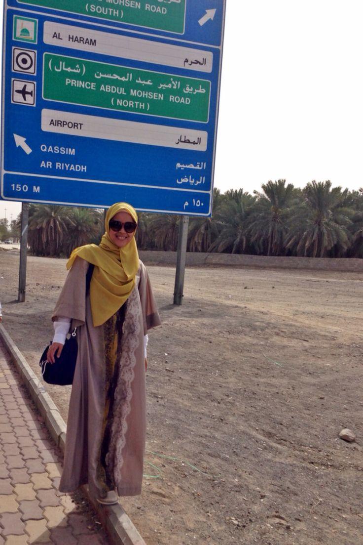 Masjid quba | madinah | hijab