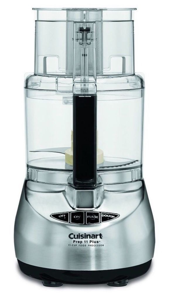 Cuisinart Prep Plus 11-Cup Food Processor, Stainless steel, includes 3 blades,  #Cuisinart