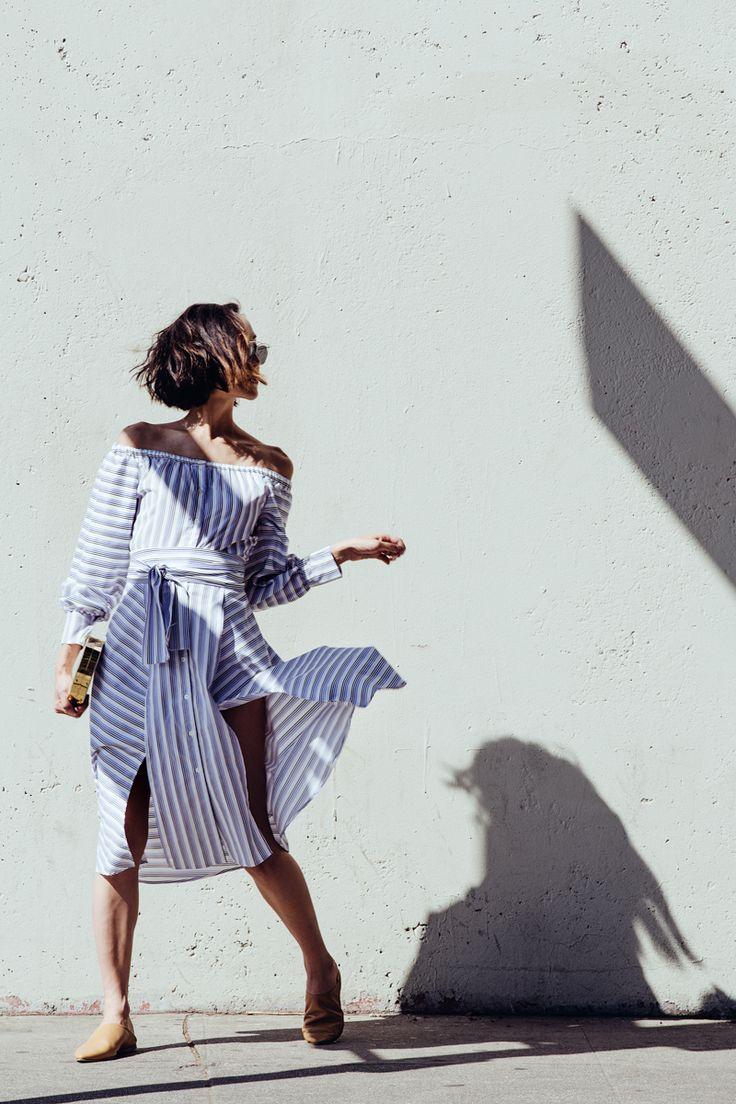 The Other Summer Shoe - Elle Sasson Leandra Dress - The Chriselle Factor