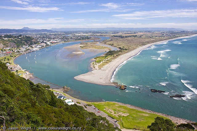 New Zealand, Whakatane. Credit: www.colourandlight.co.nz
