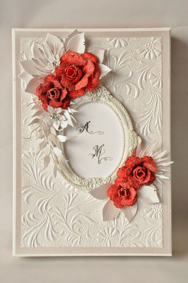 Heartfelt Creations card