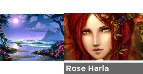Rose Harla | Fantasy Character Generator
