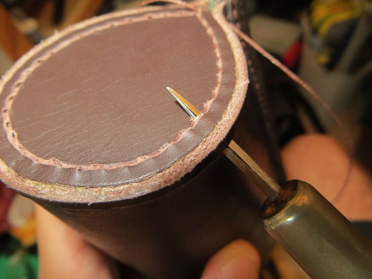 leather box stitch - Google Search | DIY Leather Craft ...