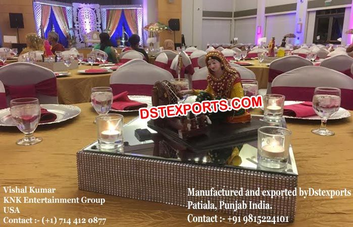 #Punjabi #Theme #Center #Table #Decoration #Dstexports
