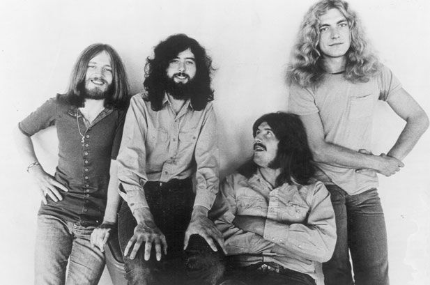 The 5 Wildest Led Zeppelin Legends, Fact Checked