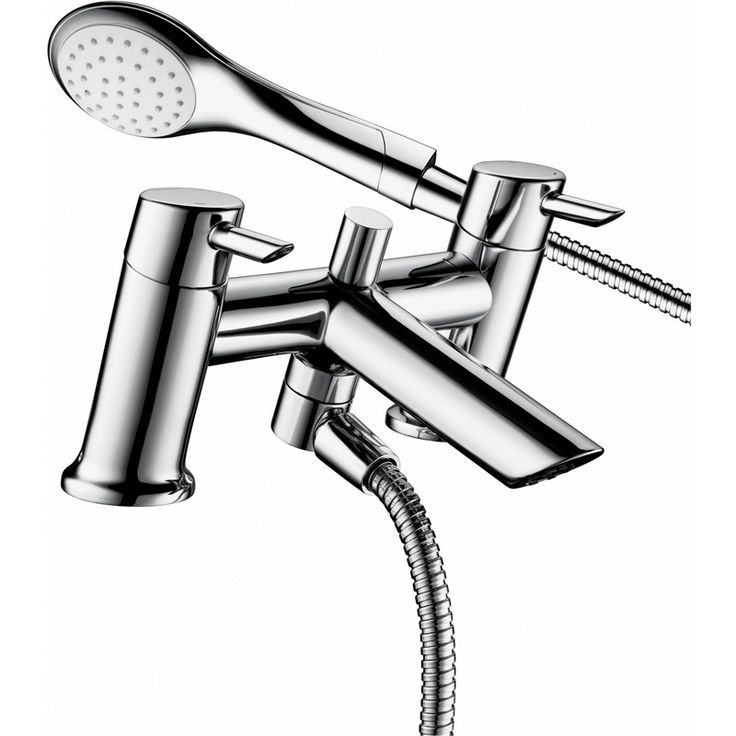 Find Bristan Acute Bath Shower Mixer Chrome At Homebase Visit Your Local Store For The