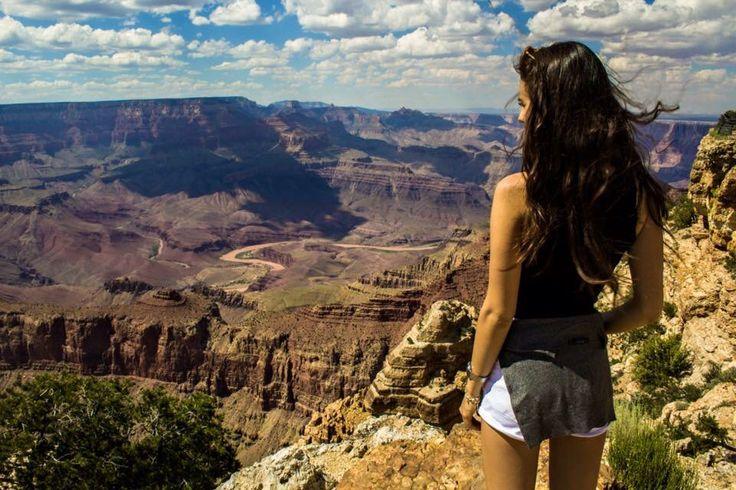 Gran Canyon National Park #grandcanyon #nationalpark #usa #ontheroad #travel #photography #beautifulview #besttrip #unforgettable #sohot #soamazing