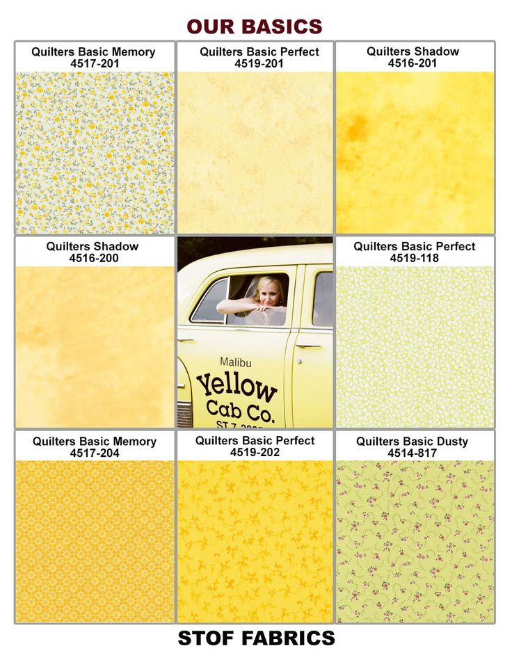 Custard Plate (2015 Pantone Spring Color) with Stof Basic Collections.