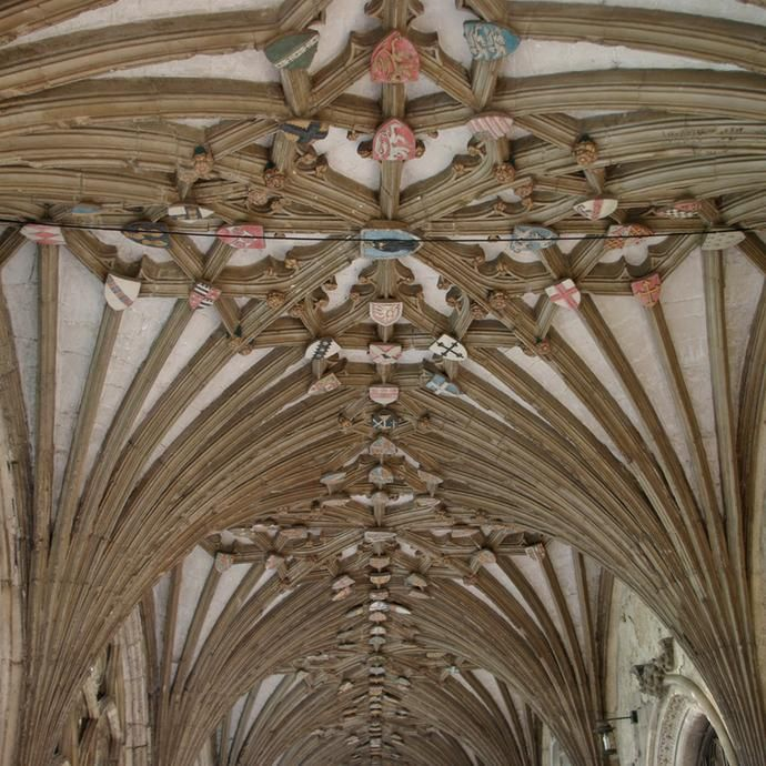 Easter Day Out - Blogspot - go to Canterbury for some jaw dropping architecture!