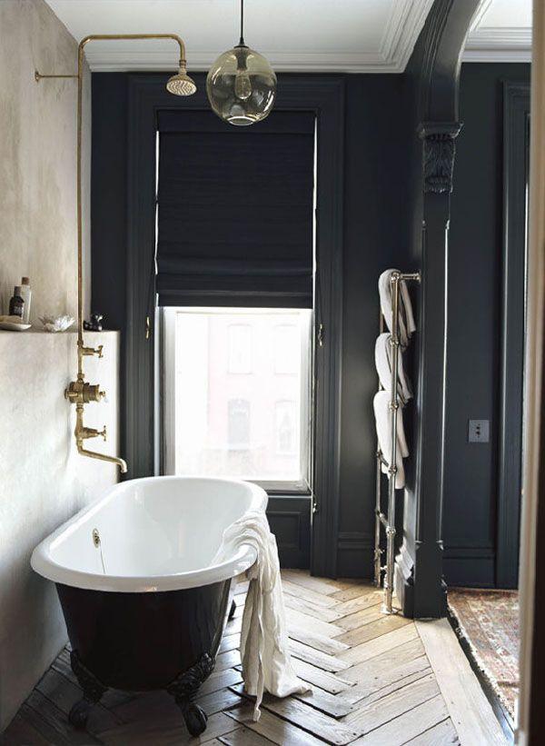 1000 id es sur le th me porte serviettes en forme d 39 chelle sur pinterest porte serviettes Salle de bains les idees qu on adore