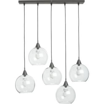 Dining room pendant lighting from crate & barrel