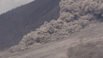 Il piacere di sapere che: Cenere vulcanica simulazioni in laboratorio