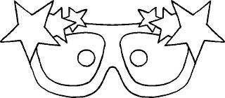 Dibuixos i màscares de Carnaval