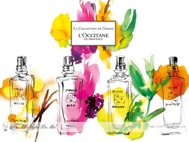 Try out a #free sample of L'Occitane's exclusive new fragrance - La Collection de Grasse: http://go.getitfree.us/mlYh