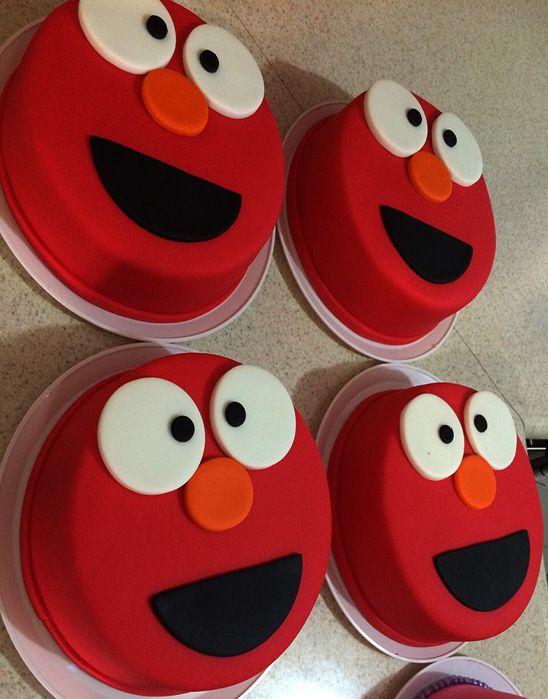 Más de 1000 imágenes sobre Pasteles infantiles de fondant en ...