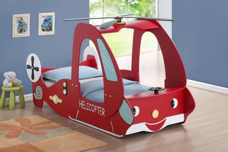 Kids Bed Car Bed Novelty Bed Childrens Bed Mattress