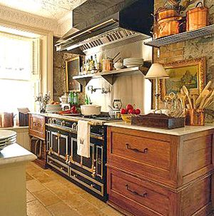Rustic Open Kitchen Designs 164 best rustic kitchens images on pinterest | dream kitchens