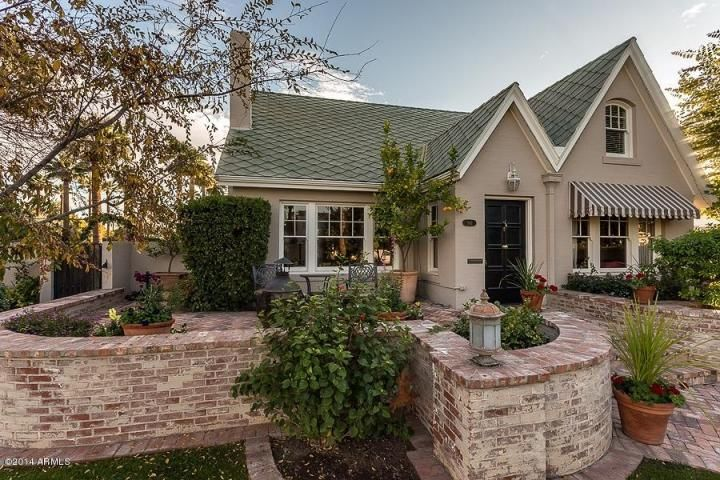 This 1920s Tudor looks like something that should be featured on HGTV and just hit the market for $825,000