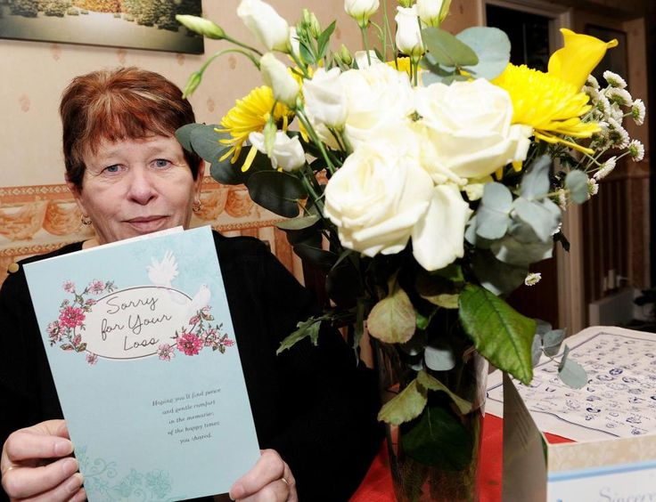Heartbroken pensioner who cancelled half her Tesco delivery when her husband died is showered with gifts by her delivery driver