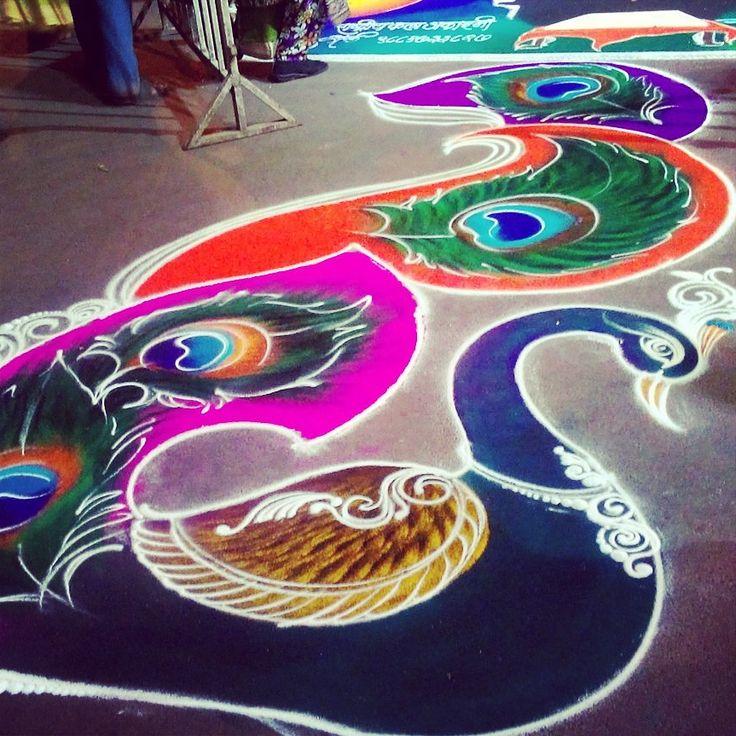 Rangoli Designing Products #pune #rka  #rashtrikalaakadami  #rangoliartpune…