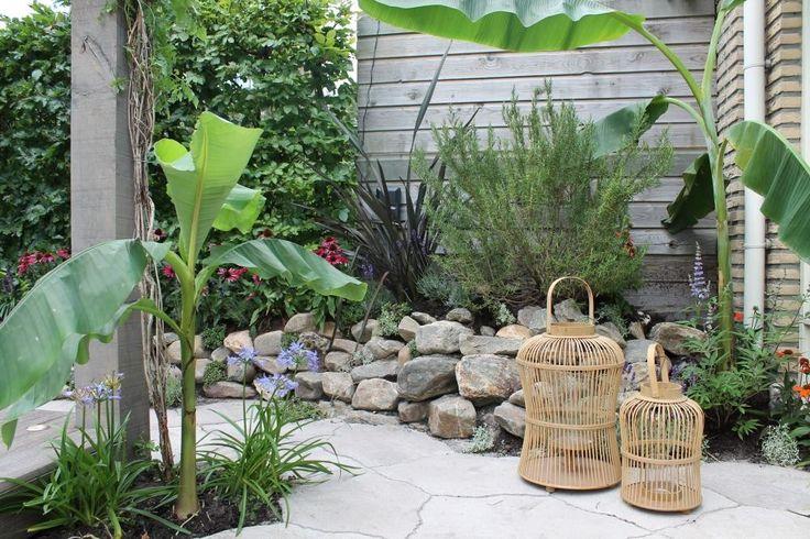Australische tuin - eigen huis en tuin