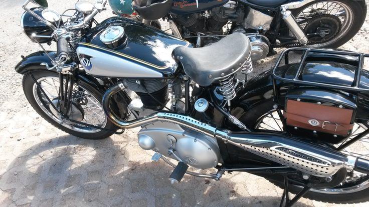 Auch Motorräder sind willkommen