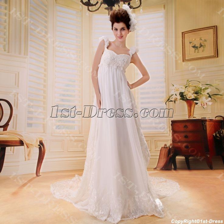 19 best Maternity Wedding Dresses images on Pinterest | Wedding ...