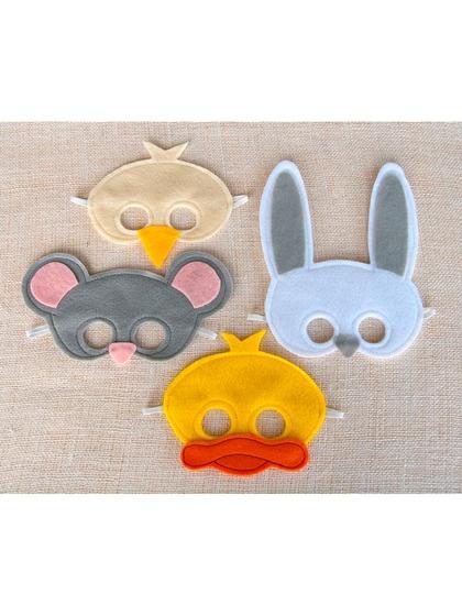 Bunnies, duckies, chickies, OH, MY!