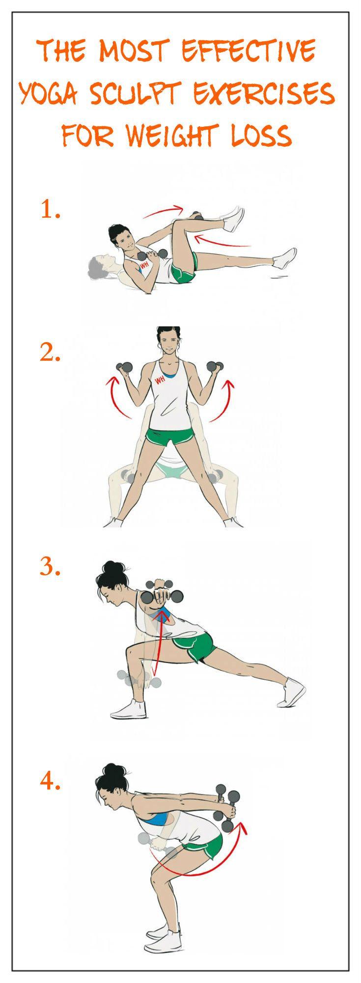 Yoga w weights